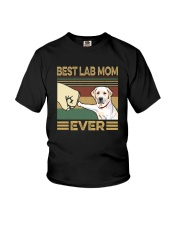 BEST LAB MOM EVER  Youth T-Shirt thumbnail