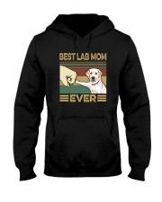 BEST LAB MOM EVER  Hooded Sweatshirt thumbnail