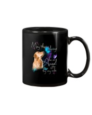 MAY THERE BE AN ANGEL BY MY SIDE GOLDEN RETRIEVER Mug thumbnail