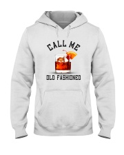 CALL ME OLD FASHIONED Hooded Sweatshirt thumbnail