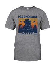 PARANORMAL KITTY Classic T-Shirt front