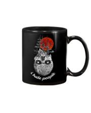 skull hate Mug thumbnail
