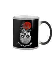 skull hate Color Changing Mug thumbnail