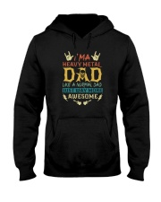 I'M A HEAVY METAL DAD Hooded Sweatshirt thumbnail