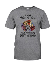 I AM WHO I AM Classic T-Shirt tile