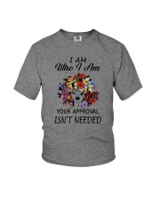 I AM WHO I AM Youth T-Shirt tile