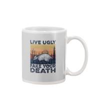 LIVE UGLY FAKE YOUR DEATH a Mug thumbnail