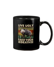 LIVE UGLY FAKE YOUR DEATH  Mug thumbnail
