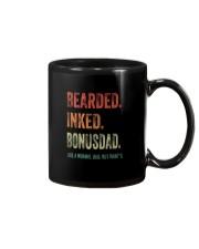 BEARDED INKED BONUSDAD Mug thumbnail