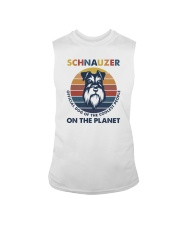 SCHNAUZER OFFICIAL DOG OF THE COOLEST PEOPLE Sleeveless Tee thumbnail