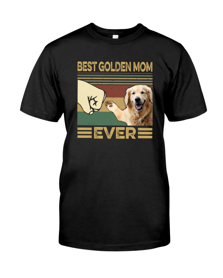 BEST golden MOM EVER s Classic T-Shirt