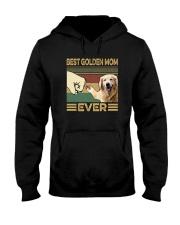 BEST golden MOM EVER s Hooded Sweatshirt thumbnail