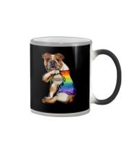 FURRIDE BULLDOG Color Changing Mug thumbnail