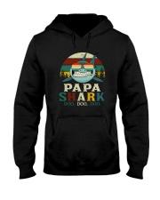 PAPA SHARK VINTAGE Hooded Sweatshirt thumbnail