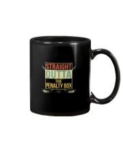 STRAIGHT OUTTA THE PENALTY BOX Mug thumbnail