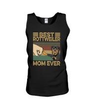 BEST Rottweiler MOM EVER s Unisex Tank thumbnail