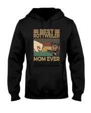BEST Rottweiler MOM EVER s Hooded Sweatshirt thumbnail