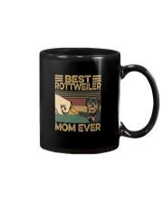 BEST Rottweiler MOM EVER s Mug thumbnail