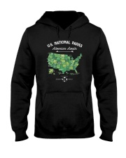US NATIONAL PARKS a Hooded Sweatshirt thumbnail