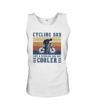 CYCLING DAD COOLER DAD Unisex Tank thumbnail