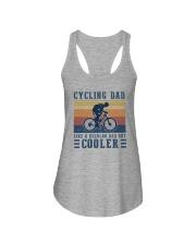 CYCLING DAD COOLER DAD Ladies Flowy Tank thumbnail