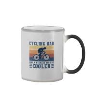 CYCLING DAD COOLER DAD Color Changing Mug thumbnail