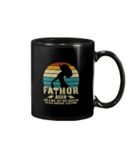 FATHOR NOUN VINTAGE Mug thumbnail
