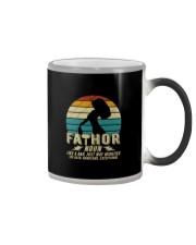 FATHOR NOUN VINTAGE Color Changing Mug thumbnail