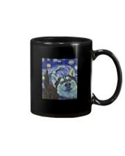 STARRY NIGHT HUSKY Mug thumbnail