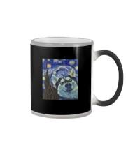 STARRY NIGHT HUSKY Color Changing Mug thumbnail