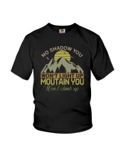 NO SHADOW YOU WON'T LIGHT UP Youth T-Shirt thumbnail