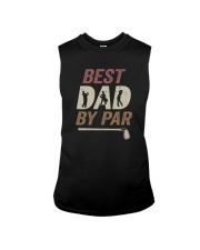 BEST DAD BY PAR Sleeveless Tee thumbnail