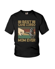 BEST Cane Corso MOM EVER Youth T-Shirt thumbnail