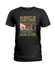 BEST Cane Corso MOM EVER Ladies T-Shirt thumbnail