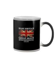 MAKE BRITAIN GREAT AGAIN Color Changing Mug thumbnail