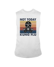 NOT TODAY KUNG FLU VINTAGE Sleeveless Tee tile