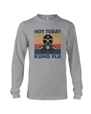 NOT TODAY KUNG FLU VINTAGE Long Sleeve Tee thumbnail
