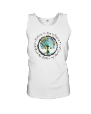 NATURE IS MY RELIGION THE EARTH IS MY CHURCH Unisex Tank thumbnail