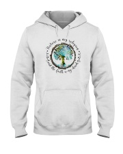 NATURE IS MY RELIGION THE EARTH IS MY CHURCH Hooded Sweatshirt thumbnail