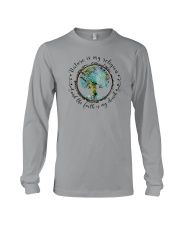 NATURE IS MY RELIGION THE EARTH IS MY CHURCH Long Sleeve Tee thumbnail