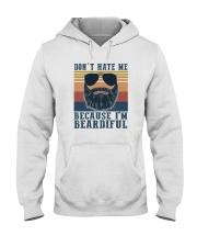 DON'T HATE ME I'M BEARDIFUL a Hooded Sweatshirt thumbnail