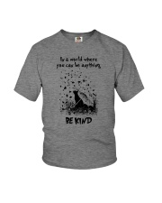 BE KIND CAT Youth T-Shirt thumbnail