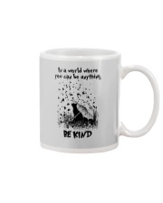 BE KIND CAT Mug thumbnail