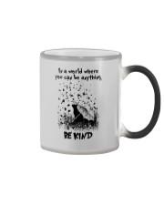 BE KIND CAT Color Changing Mug thumbnail
