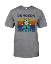 DUNGEON MEOWSTER Classic T-Shirt front