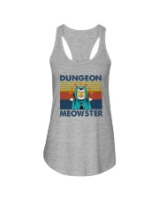 DUNGEON MEOWSTER Ladies Flowy Tank thumbnail