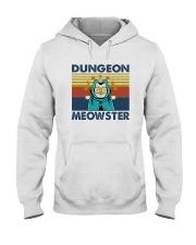 DUNGEON MEOWSTER Hooded Sweatshirt thumbnail