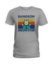 DUNGEON MEOWSTER Ladies T-Shirt thumbnail