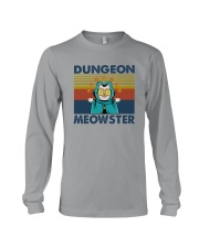 DUNGEON MEOWSTER Long Sleeve Tee thumbnail