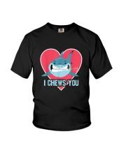 I CHEW YOU Youth T-Shirt thumbnail
